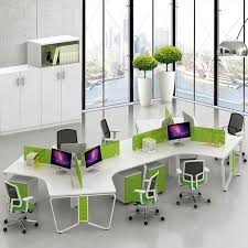 aluminum office partitions. big discount modular furniture aluminum partition office workstation for 6 person buy personaluminum partitions
