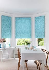 Dining Room Blinds Gorgeous Brighten A Plain Room With A Hint Of Colour And Pattern Add This To