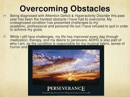 essay  overcoming obstacles