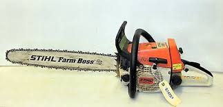 stihl chainsaws farm boss. stihl 026 farm boss 20 chainsaw * used free shipping chainsaws b