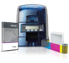 the new ez id system includes the sd160 card printer an ymckft uv ribbon trucredential 250 blank cards with or without mag stripe as
