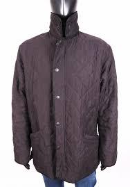 Barbour Size Chart Mens Details About Barbour International Mens Jacket Quilted Black Size L