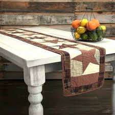 dining table runners runner length room tables decorating