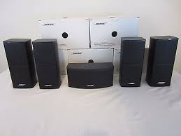 bose jewel cube speakers for sale. 5 bose jewel speakers series ii 535 iii double cube new v35 ps48 for sale