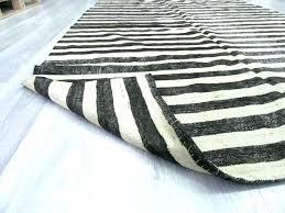rugs black and white rug handwoven vintage striped runner handmade kilim nate berkus prev hemp