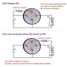 for momentary led switch wiring wire data lighted diagram oou for momentary led switch wiring wire data lighted diagram oou ulincos pushbutton spst rocker contact mini push button green stainless steel switches panel