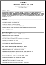 Retail Resume Sample Awesome 57 Concepts Free Modern Resume