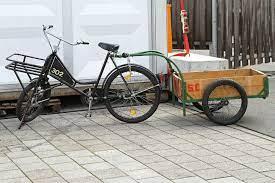 diy bike trailer the bike trailer
