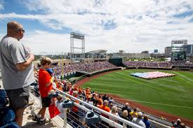 Td Ameritrade Park Omaha Seating Chart Cws Need To Know Info On Parking Tailgating Tickets