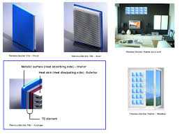 Solar Power Cooler Solar Thermo Electric Cooling System Create The Future Design