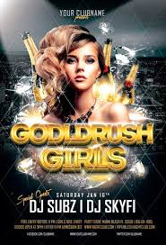 club flyer templates best 20 gold and luxury flyer templates download psd