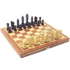 Wooden Game With Marbles Wooden Chess Set Traditional Games House of Marbles 71