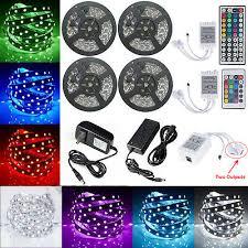 5-<b>20M RGB 5050 SMD</b> Waterproof 150 <b>LED</b> Light Strip Flexible ...