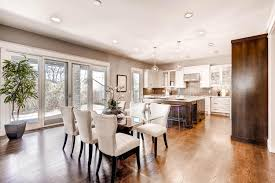 Kitchen Staging Dining Rooms White Orchid Interiors