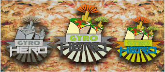 Restaurant Name And Logo Entry 20 By Masma For I Need A Name And Logo For A Gyro Fast Food