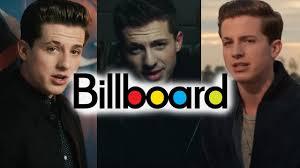 Charlie Puth Billboard Chart History
