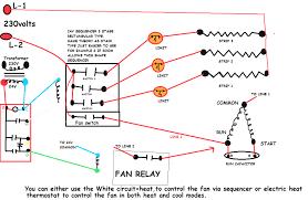 hvac fan relay wiring diagram allove me hvac fan relay wiring diagram roc grp org adorable furnace blower best of