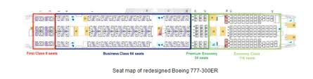 American Airlines Seating Chart 777 300 Ana New First And Business Class Seats Samchui Com