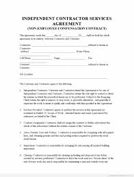Subcontractorreement Form Construction Template Free Forms For ...
