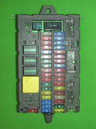the passenger side fuse box in a 2001 land rover discovery ii located 2003 Range Rover Fuse Box Location 2003 Range Rover Fuse Box Location #66 2003 range rover fuse box diagram