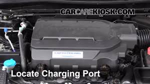 How To Add Refrigerant To A 2013 2017 Honda Accord 2014