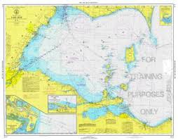 Nautical Charts Online Chart 39tr West End Of Lake Erie