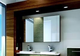 flush bathroom mirror cabinets Installing Bathroom Mirror