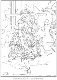 Small Picture 461 best Famous painting coloring pages images on Pinterest Draw