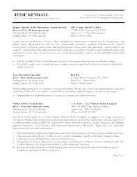 Military Resume Template Resume Creator Simple Source