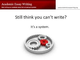 how to start writing your essay easily quickly still think you can t write <br >it s a system