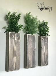 wall planters hope you love them be sure to check out the tutorial help build wall planters