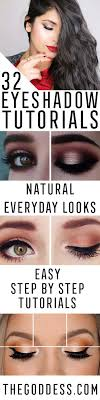 all these eyeshadow tutorials are easy enough for any beginner but practice makes perfect and you ll soon be able to do any makeup look you find on urban
