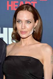 even the mighty and powerful angelina jolie messes up her makeup