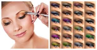 what shade are suitable for blue eyes eye makeup for blue eyes and blonde hair smokey