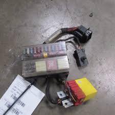 lamborghini murcielago fuse relay box fuse box used p n 61007933 lamborghini murcielago fuse relay