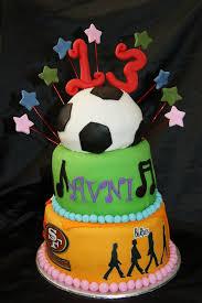 13th Birthday Cake Mehrs Cake Corner
