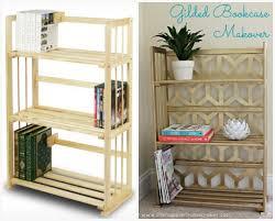 bookcase makeover bookcase diy