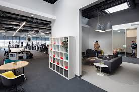 square designed offices. square nooks and open office spacenr designed offices