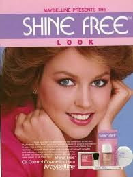 shine free makeup by maybelline 80 s deborah foreman 2 jpg photo this photo