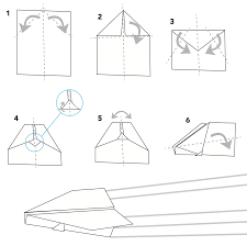 Paper Airplane Designs That Fly Far How To Make A Paper Airplane That Flies Fast And Far