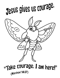 Cave Quest Coloring Page Day 2