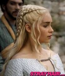 Image result for game of thrones daenerys hairstyles