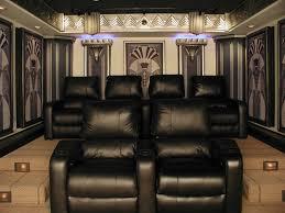 home theater art. art deco theater- \u201cchrysler \u2013 gray\u201d home theater n