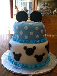 Best 25+ Baby Mickey Cake Ideas On Pinterest | Baby Mickey Mouse ...