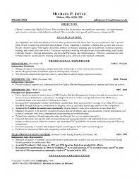 Sample Resume For Medical Representative Pharmaceutical Sales
