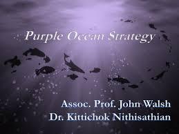 Pdf Purple Ocean Strategy Concept Paper Content Analysis