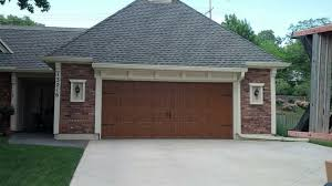 Stylish Clopay Faux Wood Garage Doors with Clopay Gallery Collection