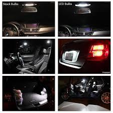 ledpartsnow kia soul 2016 up xenon white premium led interior lights package kit 9