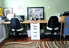 office desk for two. Simple For Two Person Desk Home Office Furniture For People  Computer   For Office Desk Two