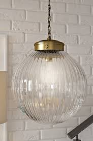 Decorative Chain For Light Fixtures Hurst 1 Light Globe Pendant Light Fixture Parts Pendant